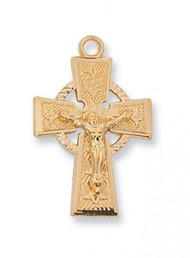 CELTIC CRUCIFIX J8084