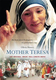 MOTHER TERESA--DVD Her heart found the forgotten, her faith found a way.