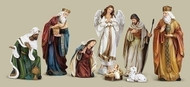 "16.75"" NATIVITY SET (8 PIECE SET)"
