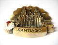 Santiago Cathedral Magnet
