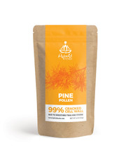 Raw Wild Pine Pollen Powder