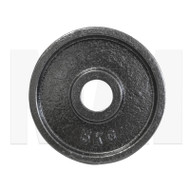 MA1 Olympic Hammertone Plate (Pair) - 5kg (Disc)