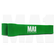 MA1 Resistance Strength Bands - M, Green