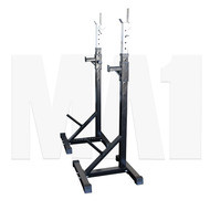 MA1 Heavy Duty Squat Stand - Black