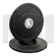MA1 Elite Bumper Plates Black 5kg (Pairs)