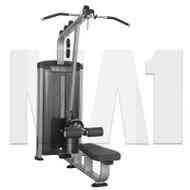 MA1 Elite Pin Loaded Lat Pull Down and Seated Row Combo