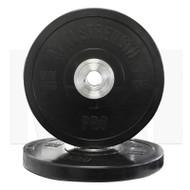 MA1 Pro Bumper Plate Black 10kg (Pairs)