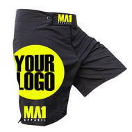 MA1 MMA Basic Premium Shorts - Custom Made