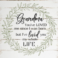 Grandma I Love You Picture