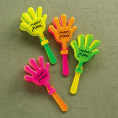 Purim Clappers
