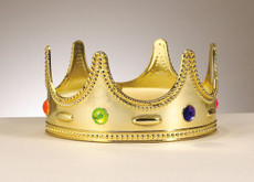 Purim King or Queen Jewelled Crown
