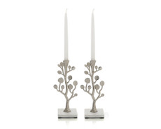 Michael Aram Botanical Candlesticks