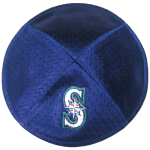 Seattle Mariners Yarmulke
