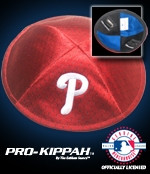 Philadelphia Phillies Yarmulke