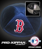 Boston Red Sox Yarmulke