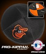 Baltimore Orioles Yarmulke