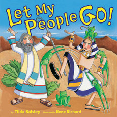 Let My People Go Passover Story Book
