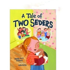 A Tale of Two Seders Story Book