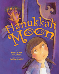 Hanukkah Moon - Children's Book