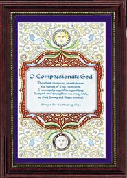 Mickie Caspi Healing Arts Prayer - Small