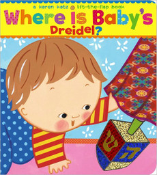 Where is Baby's Dreidel? - Children's Book