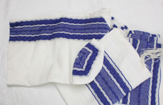 Gabrieli Wool Set with Royal Blue 2
