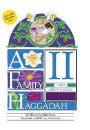A Family Haggadah 2 Large Print Edition
