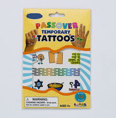 Tattoos for Passover