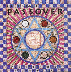 Celebrate Passover - Passover Songs To Treasure CD