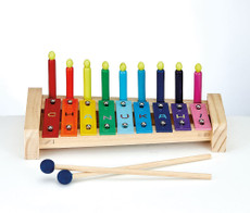 My First Xylophone Wood Menorah