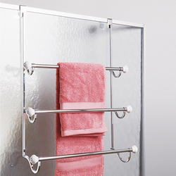York Over Door Towel Rack