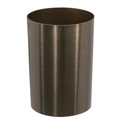 Metalla Wastebasket