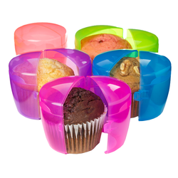 TO GO 2PK MUFFIN TUBS