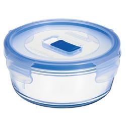 Round Pure Clear Snapware Food Storage