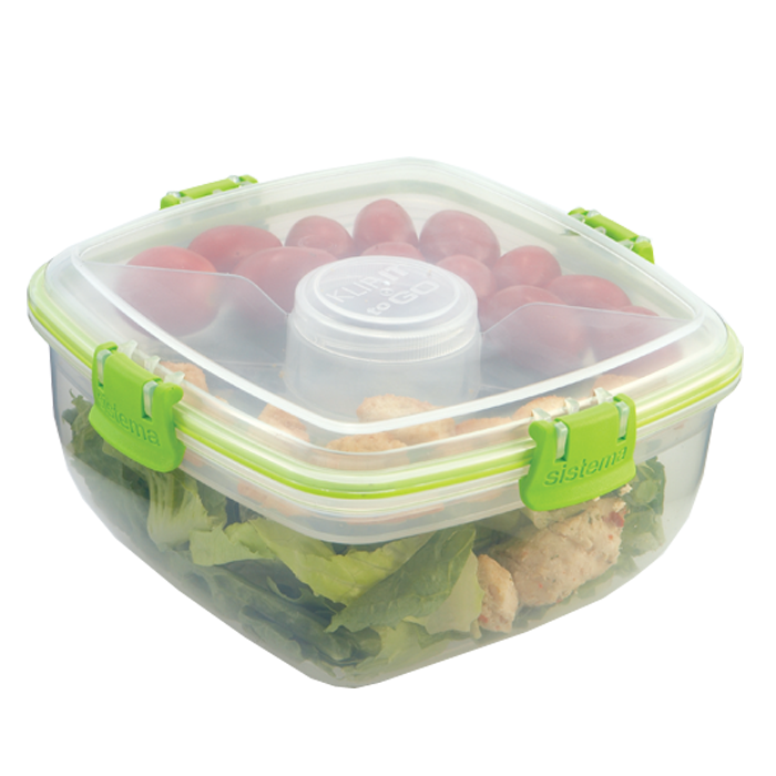 Salad Container Salad Lunch Box Plastic Container