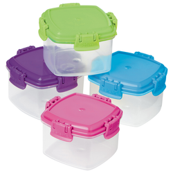 TO GO  4PK MINI KNICK KNACK TUBS