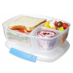 Klip-It Large Split Lunch Box