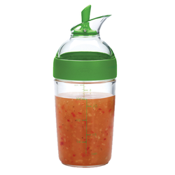 Mix 'N' Pour Salad Dressing Bottle