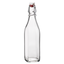 Hermetic Glass Swing Bottle