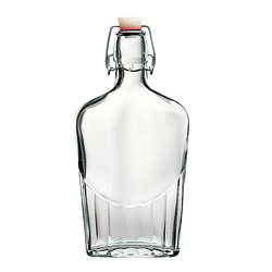 Heremetic Glass Pocket Flask