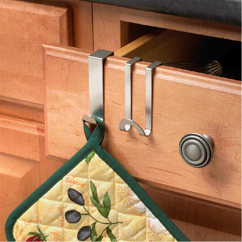 Over Cabinet Hook - Solutions - Your Organized Living Store