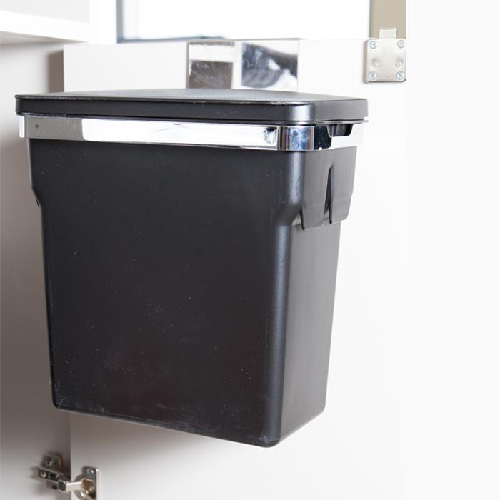 trash can waste bin garbage can simple human. Black Bedroom Furniture Sets. Home Design Ideas