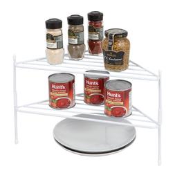 Stackable Corner Shelf