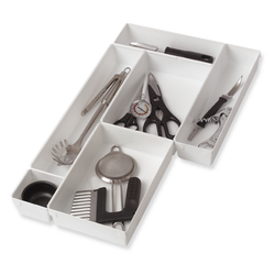 Instant Snap 'N' Lock Drawer Organizers