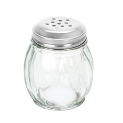 Classic Glass Cheese Shaker