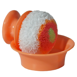 Mini Mesh Palm Scrubber