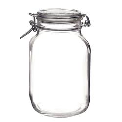 Simple Large Fido Jars