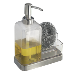 Forma Trio Soap & Sponge Caddy