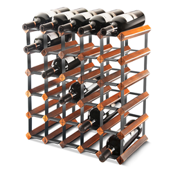 Chateau Maple Wine Rack