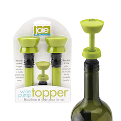 Wine Pump Topper